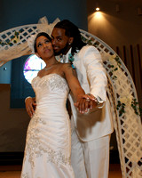 Latoya & Damien's Wedding